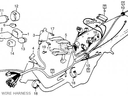 Wiring Harness For Honda Rancher