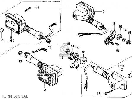 Air Cooled Honda Engines Honda Car With Air Bag Wiring