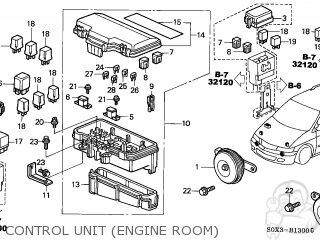 Honda Odyssey 2002 2 5dr Ex Ka Parts Lists And Schematics