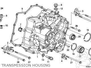 Honda ODYSSEY 2002 (2) 5DR EX (KA) parts lists and schematicsCmsnl.com