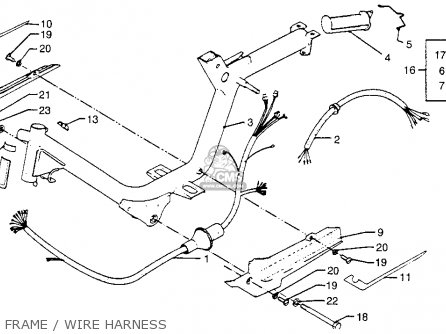 Wiring Diagram For Single Phase 240v Motor furthermore Partslist additionally Suzuki Lt 50 Engine Diagram together with 5 Wire Cdi Wiring Harness Diagram Diagrams furthermore Partslist. on honda hobbit