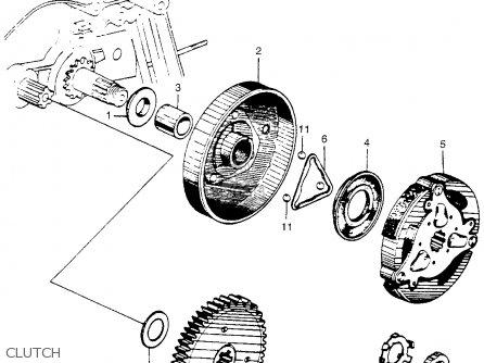 honda pc50 little honda 1969 usa parts lists and schematics rh cmsnl com honda p50 wiring diagram Honda PW50