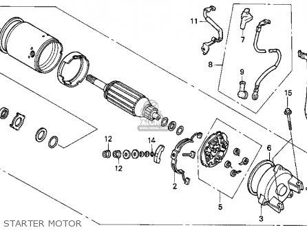 honda pc800 pacific coast 1990 usa parts list partsmanual partsfiche