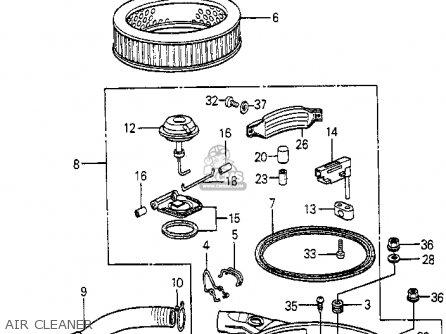 honda prelude 1980 a 2dr ka kh kl parts lists and schematics rh cmsnl com 1982 Honda Prelude 1982 Honda Prelude