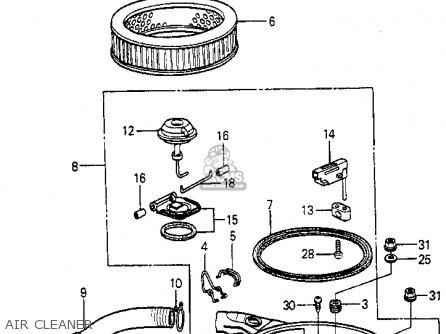 honda prelude 1980 a 2dr ka kh kl parts lists and schematics rh cmsnl com 1985 Honda Prelude 1975 Honda Prelude