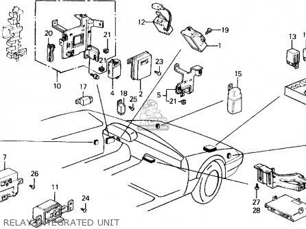 H23a1 Motor