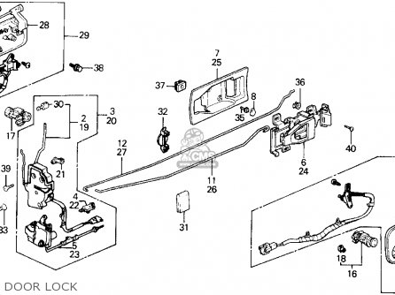 B16 Engine Harness likewise Honda Accord Tdc Sensor as well  on 00 integra engine sensor diagram