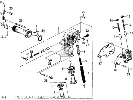 87 suzuki samurai transmission diagram