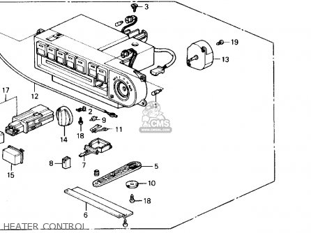 2001 honda civic vacuum line diagram