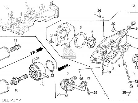 honda prelude 1990 2dr 205si ka kl oil pump_medium00027070E__13_a1b3 2001 saturn sc2 stereo wiring 2001 find image about wiring,Honda Prelude Stereo Wiring