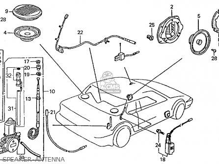 1997 Honda Accord Wire Diagram
