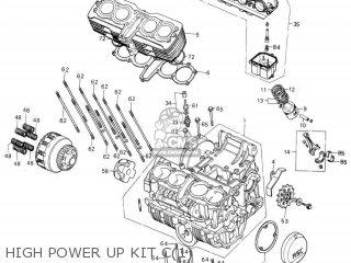 Honda Rs1000 High Power Up Kit C1