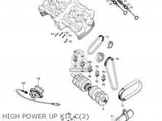 Honda Rs1000 High Power Up Kit C2