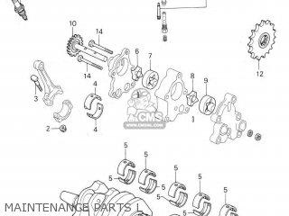 Honda Rs1000 Maintenance Parts L