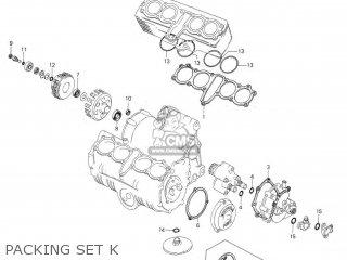 Honda Rs1000 Packing Set K
