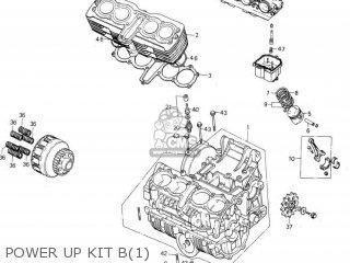 Honda Rs1000 Power Up Kit B1