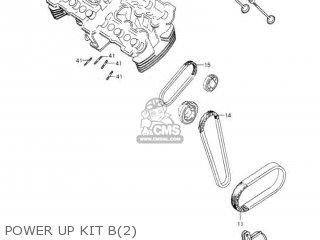 Honda Rs1000 Power Up Kit B2