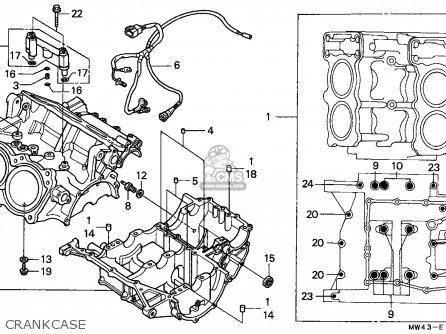 2007 Honda Rebel Parts List