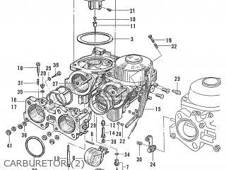 Honda S600 Convertible General Export As285 Carburetor 2