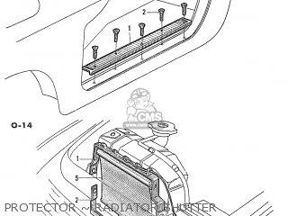 Honda S600 Convertible General Export As285 Protector ~ Radiator Shutter