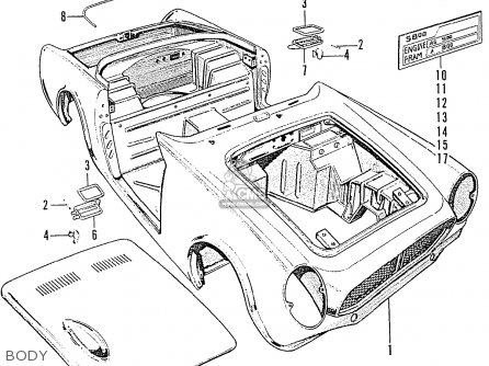1990 Plymouth Voyager Engine Diagram