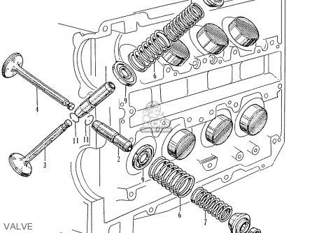 TM 5 3895 383 24 415 in addition Block Diagram Of The EFI System Integrated To Lo otive Control System 257925421 also 8906 besides Elgin 75239122 in addition Removing and installing tightening the timing belt. on camshaft sleeve
