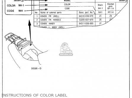 2007 honda ruckus wiring diagram honda ruckus turn signals