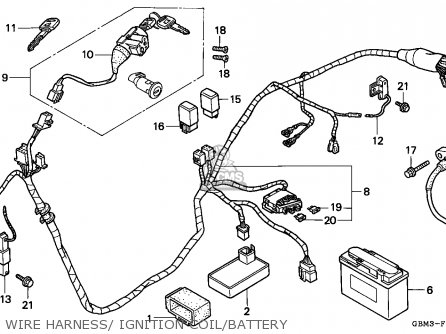 Kawasaki Ignition Coil Wiring