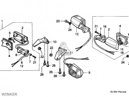 Honda Motor Ps on renault kangoo wiring diagram