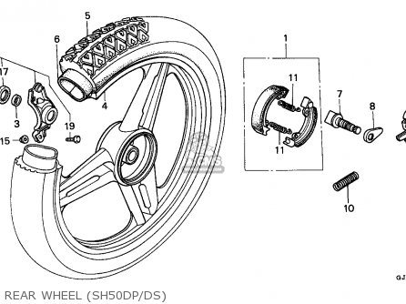 Moped Wiring Diagrams