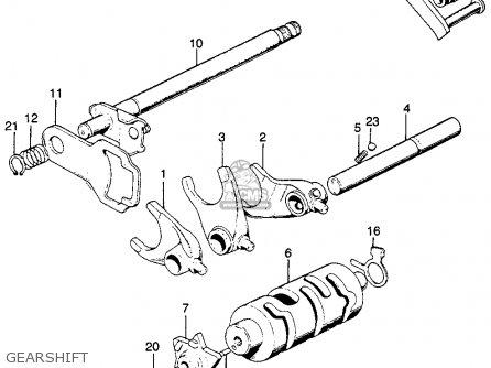 Honda Sl125 Wire Harness And Diagram
