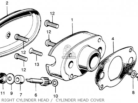 Search together with Honda Cl175 in addition Partslist additionally Honda Ca175 Wiring Diagram in addition Joker Machine Honda Cb160 Cb175 Cb200 Steering Stem Nut. on honda sl175 parts