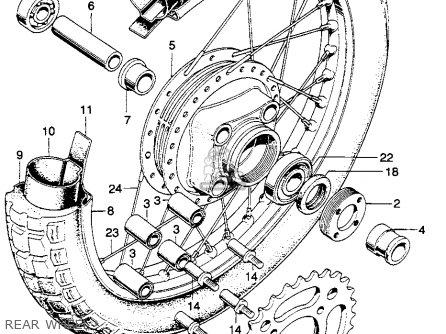 E  09 besides Partslist moreover Partslist additionally F  09 further 87123 105 000 Emblem 87123105003. on honda sl350 motosport 350 k1 usa parts lists