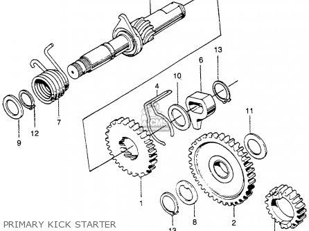 Partslist also Wiring Diagram Honda Xl 125 besides Electrical Wiring Diagram Of Suzuki Gn400 in addition Partslist further Honda Sl350 Motosport 350 K2 1972 Usa Front Fork Ii. on honda sl350 parts