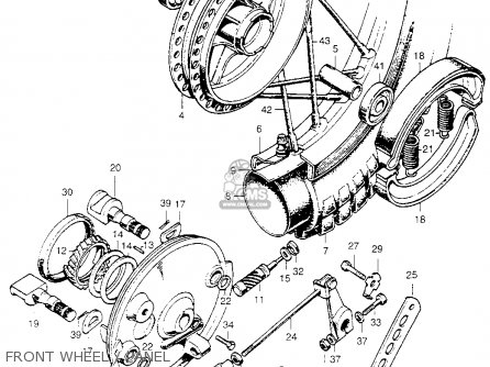 Wiring Diagram For Honda Sl100 likewise Cb750 Wiring Schematic additionally Unfinished Panel Door additionally Honda 1972 Cl175 Scrambler Parts likewise  on honda sl350 parts manual
