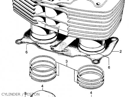 Partslist as well Partslist moreover Partslist also Partslist together with Partslist. on honda sl350 motosport