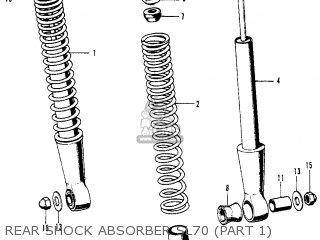1970 Honda Sl100 Wiring Schematic