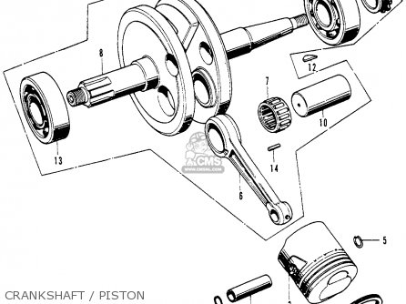 Honda Sl70 Parts Catalog likewise 1966 Honda Cm91 Carburetor together with Honda Cr250r Elsinore 1979 Usa in addition Cr125 Wiring Harness further Honda Sl100 Wiring Diagram. on honda sl70 wiring diagram