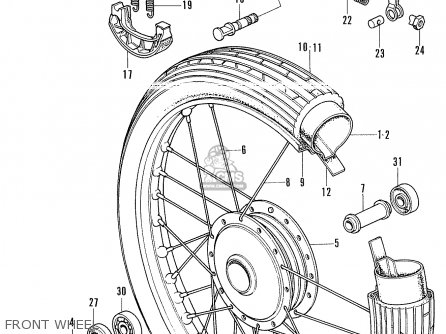 Mazda Industrial Engine further  on honda ss 50 wiring diagram