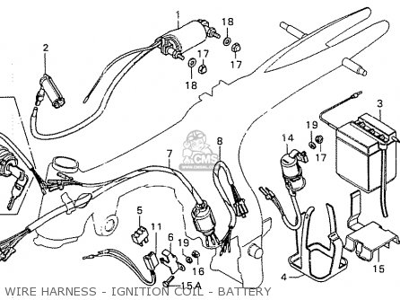 Craftsman 420cc Engine Parts Diagram on wiring harness parts