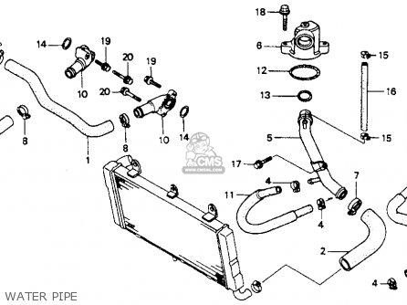 honda st1100 1993 p usa california parts lists and. Black Bedroom Furniture Sets. Home Design Ideas