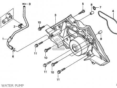 honda st1100 paneuropean 1995 (s) england parts lists and schematics