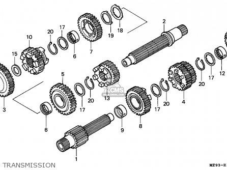 Ford 1700 Parts Diagram