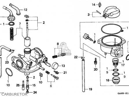 honda st50 dax 1994 germany parts list partsmanual partsfiche. Black Bedroom Furniture Sets. Home Design Ideas