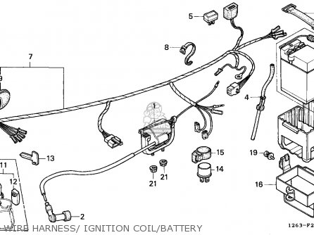 honda st70 dax 1989 k general export kph ms parts lists. Black Bedroom Furniture Sets. Home Design Ideas
