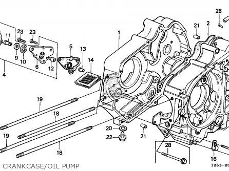 honda st70 dax 1989 spain parts list partsmanual partsfiche. Black Bedroom Furniture Sets. Home Design Ideas