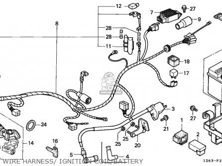 honda st70 dax 1990 l france cmf mk parts lists and. Black Bedroom Furniture Sets. Home Design Ideas