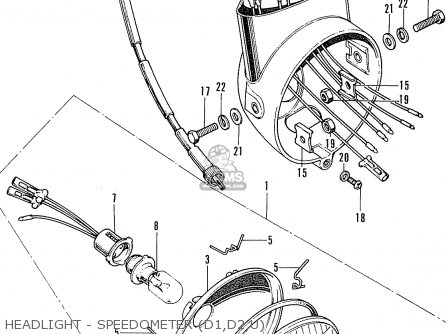 Honda C70 Carburetor on wiring diagram for 1980 honda express