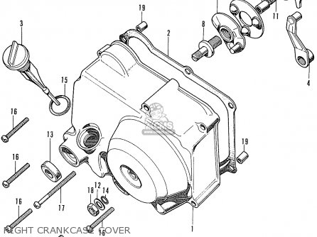 1983 Honda C70 Wiring Diagrams