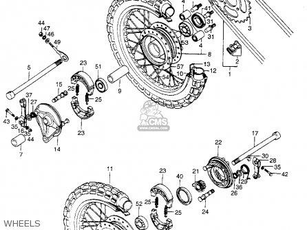 honda st90 trailsport 1974 k1 usa parts list partsmanual. Black Bedroom Furniture Sets. Home Design Ideas
